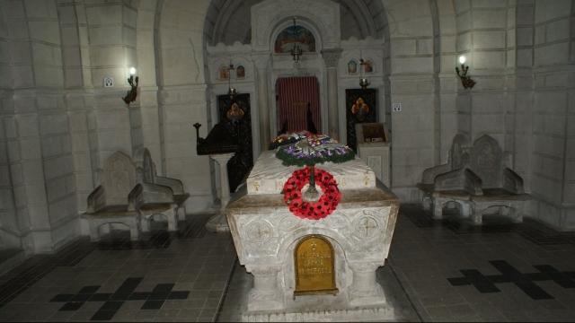 Mausoleele