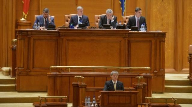 Vot Parlament_foto Mediafax