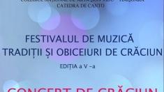 Festivalul de Muzică, Tradiţii şi Obiceiuri de Crăciun