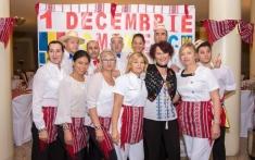 """Cum au petrecut românii din Spania de 1 Decembrie, aflaţi de la """"Lumea şi noi"""""""