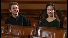 """Violinistul ieşean Dragoş Mânza în concertul aniversar """"TVR Iaşi 24"""""""