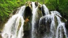 """Echipa """"La pas prin Oltenia"""" ne duce la Cascada lui Ciucă"""