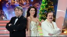 """Derby-ul Crăciunului: Lăutarii din Chişinău - Big Band-ul Radio, la """"O dată-n viaţă"""""""