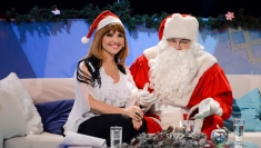 Ne vedem la TVR cu... Moş Crăciun