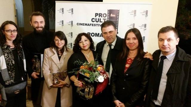 Festivalul de film romanesc Procult, Roma, 2015