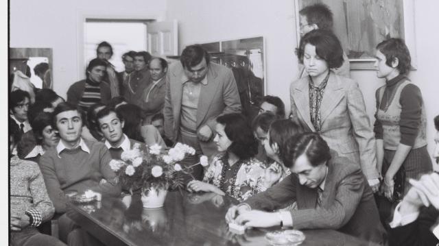 Adrian Păunescu în 1972