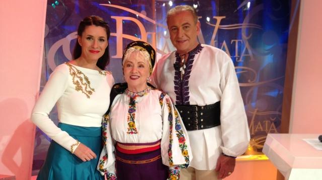 Iuliana Tudor, Nicolae Furdui-Iancu si Sava Negrean Brudascu