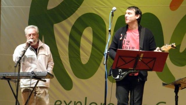 Evandro Rossetti live cu Andrei Păunescu