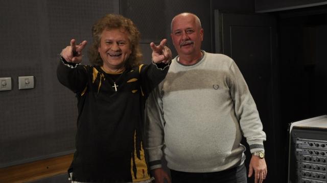 Petre Magdin și Constantin Marciuc