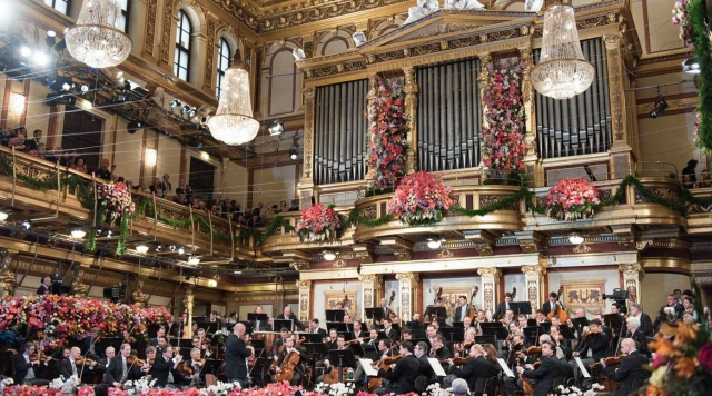 Concert aniversar de la Viena