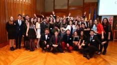 Premiile excelenţei în rândul studenţilor români din străinătate, sâmbătă la TVRi