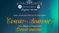 Concert de excepţie la Filarmonica Banatul din Timişoara