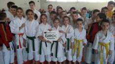 """Karate Club Giroc şi Fundaţia Ateneul Cultural """"Ştefan Goanţă"""""""