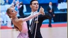 Perechea Roxana Lucaciu și Paul Rednic- numărul unu mondial la dans sportiv!