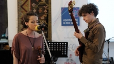Recital de jazz la TVR 3. Invitată: Ana-Cristina Leonte