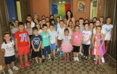 """Şcoală românească în Insula Afroditei, la """"Lumea şi noi"""""""