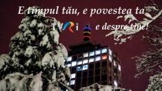 """TVRi lansează campania """"E timpul tău, e povestea ta"""""""