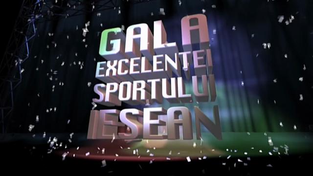 Gala Excelentei Sportului Iesean 2016