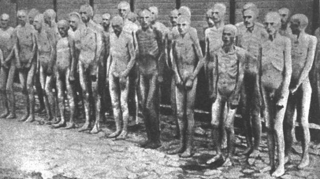 Holocaust - lagăr