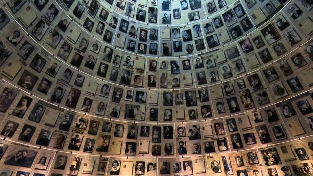 Yad Vasem – Memorialul Victimelor Holocaustului