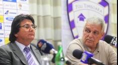 Fotbalul ținut în șah la Timișoara