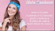 """,,Zilele Bandanei"""": campanie de conştientizare între 4-15 februarie"""