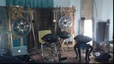 Atelier de sculptură acustică la Timişoara