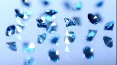 Diamantul, frumuseţea din adâncuri
