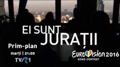 Prim-plan: Juriul Eurovision 2016, invitat în direct la TVR 1