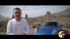 Ora de sport, varianta Porsche 911 facelift