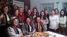 Meşteşuguri şi tradiţii în Poiana Stampei