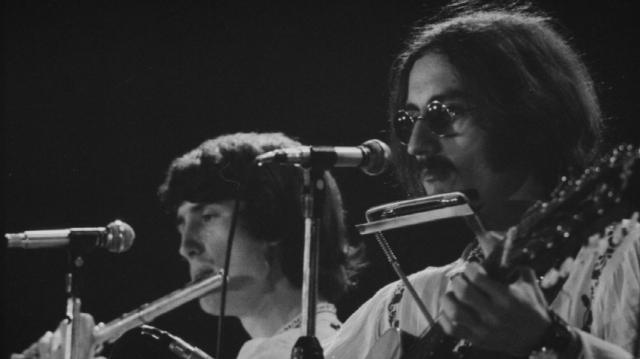 Doru Stănculescu și Sorin Minghiat 1973