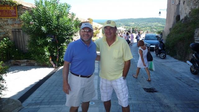 Mugur Winkler şi Costin Dobrin reîntâlnire după 40 de ani