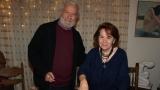 Christina Todea şi soţul