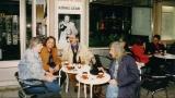 Dan Andrei Aldea in Germania cu prietenii