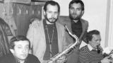 Virgil Mihaiu şi Ganelin Trio