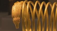 Expoziţia Aurul şi Argintul antic al României la