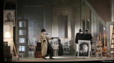"""Premiera tv a spectacolului """"Noul locatar"""", de Eugène Ionesco"""