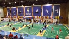 Badminton la TVR Timişoara şi TVR 3