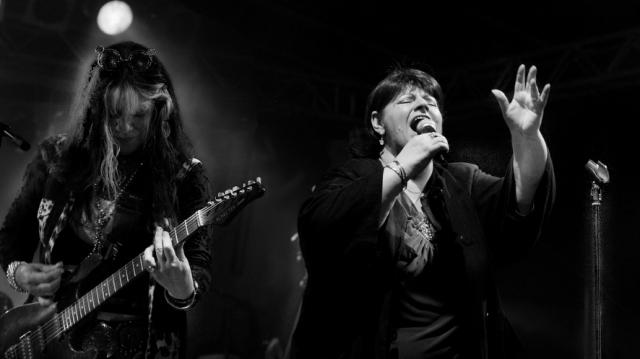 Anca Vijan şi Păuniţa Ionescu, 2010