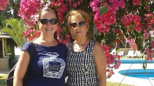 Mihaela Prastiti în Cipru