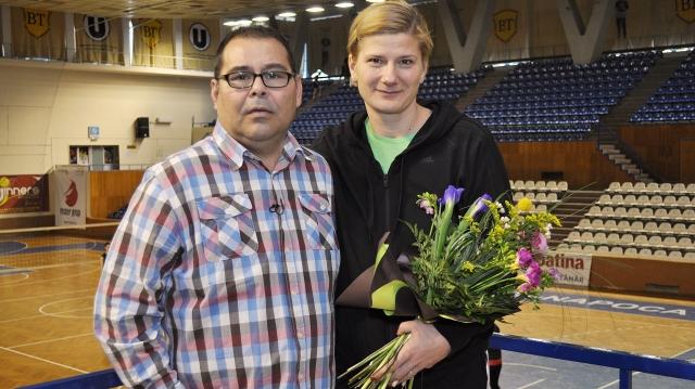 Pilu şi Carmen Amariei