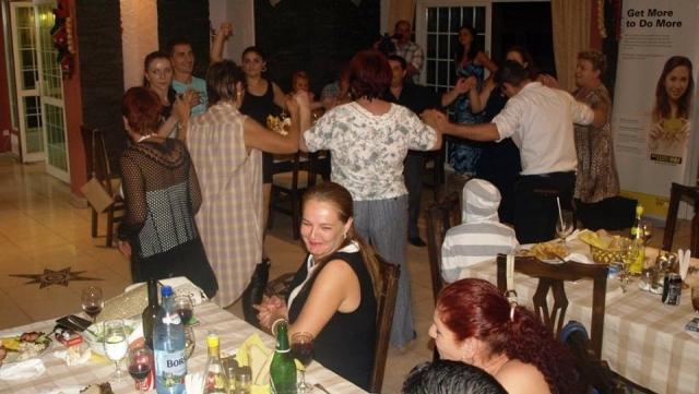 Seară românească Cipru