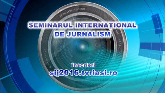 Seminarul International de Jurnalism 2016