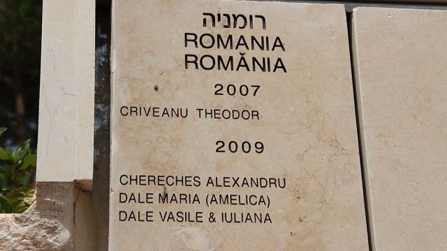 Yad Vashem, memorialul Holocaustului