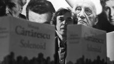 Mircea Cărtărescu şi Lucian Boia, la întâlnire cu cititorii