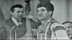 Iosif Puşchiţă ne cucereşte sufletele cu povestea cântecului său
