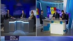 Ediție specială TVR IAȘI – TVR MOLDOVA: 3 la 3 pentru Europa