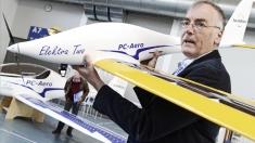 Inventatorul avionului electric Solar Elektra One, luni la TVRi