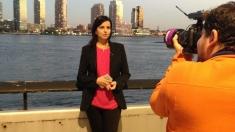România deşteaptă la New York: Laura Sitea şi Diana Doroftei